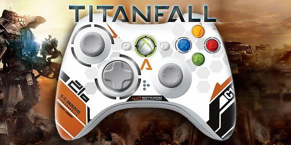 SKIN CONTROLE XBOX 360 TITANFALL