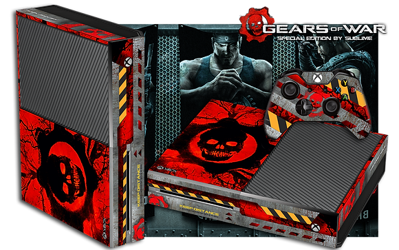 GEARS SUBLIME XBOX ONE