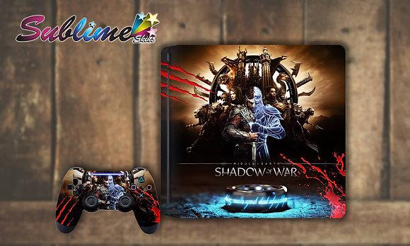 SKIN PS4 SHADOW OF WAR