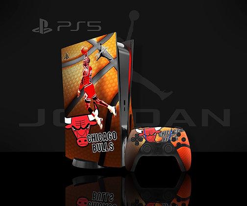 SKIN PS5 JORDAN