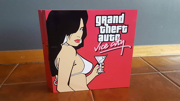 SKIN PS4 VICE CITY