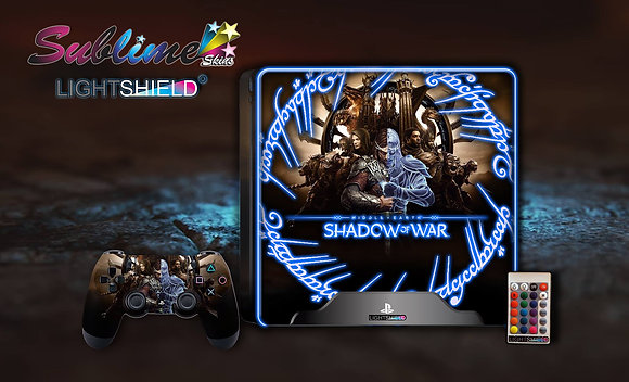 LIGHTSHIELD PS4 SHADOW OF WAR