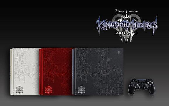 SKIN PS4 KINGDOM HEARTS 3