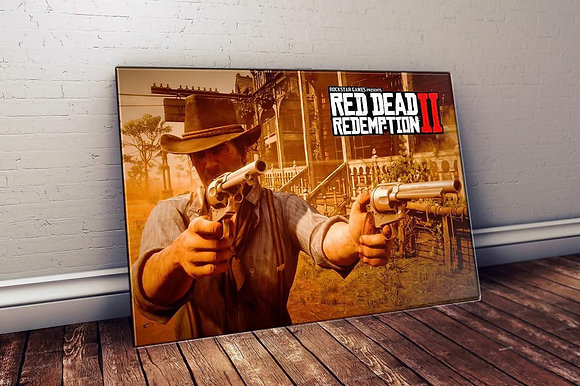 QUADRO RED DEAD REDEMPTION II