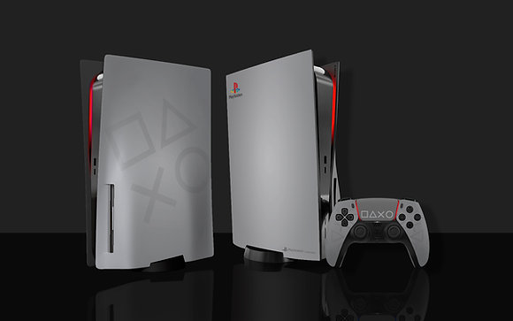 Skin PS5 Limited Edition