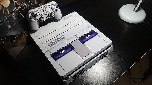 PS4 SNES