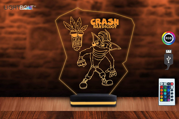 LIGHTBOLT® CRASH BANDICOOT