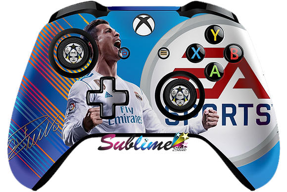 SKIN CONTROLE XBOX ONE FIFA 18