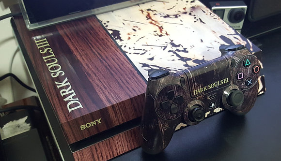 PS4 DARK SOULS WOOD