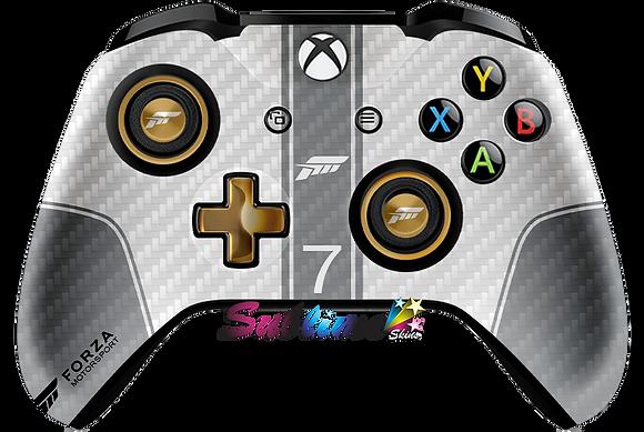 SKIN CONTROLE XBOX ONE FORZA 7