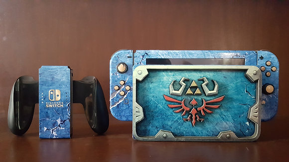 SKIN HYLIAN SHIELD 3D Nintendo Switch