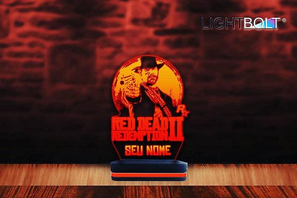 LIGHTBOLT® RED DEAD 2