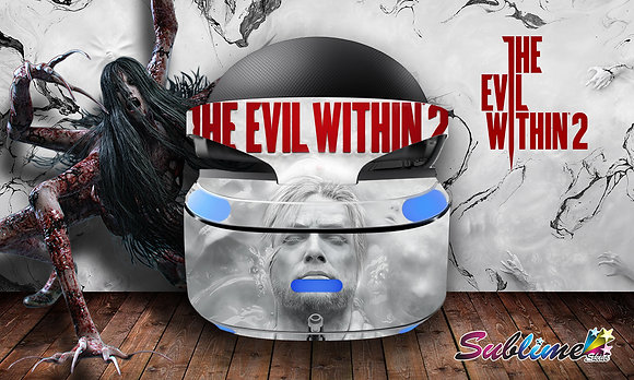 SKIN PS VR THE EVIL WITHIN 2