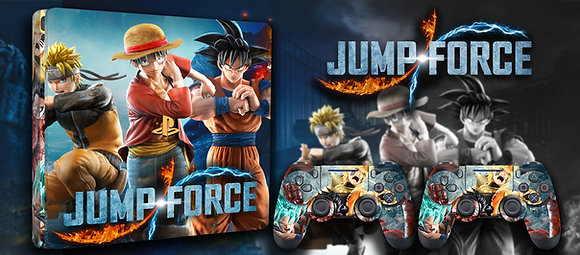 SKIN PS4 JUMP FORCE