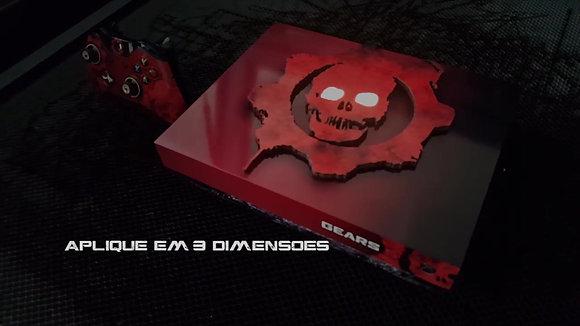 SKIN ONE X GEARS 5 3D