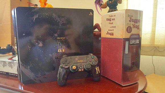 PS4 FF XV LUNA EDITION