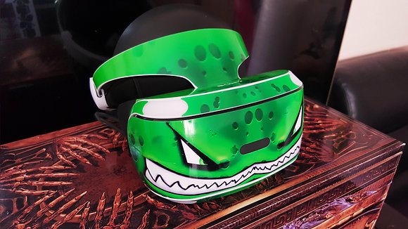 SKIN PS VR GREEN MONSTER