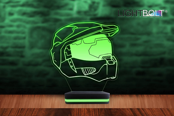 LIGHTBOLT® HALO HELMET