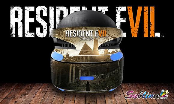 SKIN PS VR RESIDENT EVIL 7