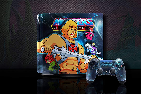 SKIN He-Man
