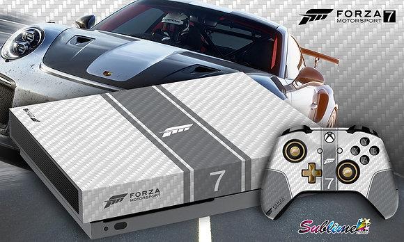 SKIN XBOX ONE X FORZA 7