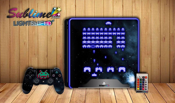LIGHTSHIELD PS4 SPACE INVADERS