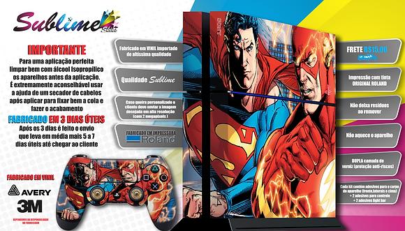 PS4 COMICS EDITION 01