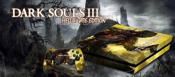 SKIN PS4 DARK SOULS 3