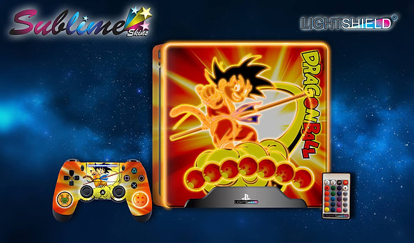 LIGHTSHIELD PS4 DRAGONBALL_3