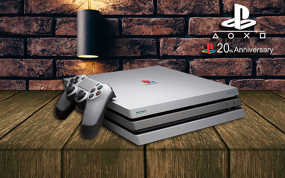 SKIN PS4 20th LIMITED