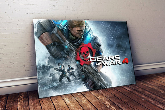 QUADRO GEARS OF WAR 4