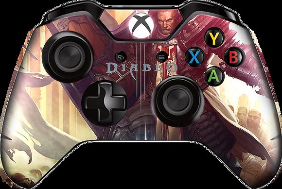 SKIN CONTROLE XBOX ONE DIABLO 3
