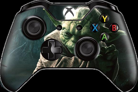 SKIN CONTROLE XBOX ONE YODA