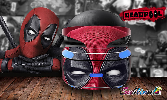 SKIN PS VR DEADPOOL