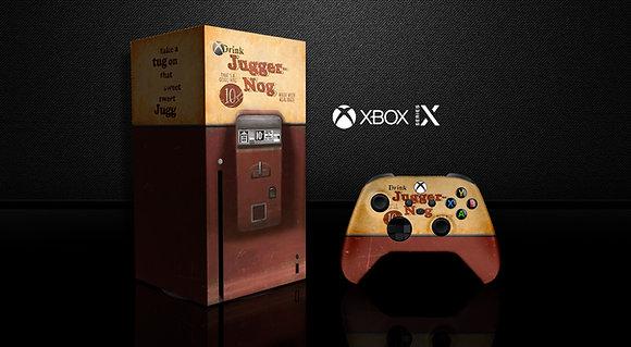 SKIN XBOX SERIES X Jugger-Nog edition
