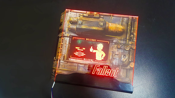 LIGHTSHIELD PS4 FALLOUT