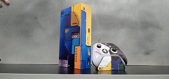 SKIN XBOX SERIES S CYBERPUNK DELUXE