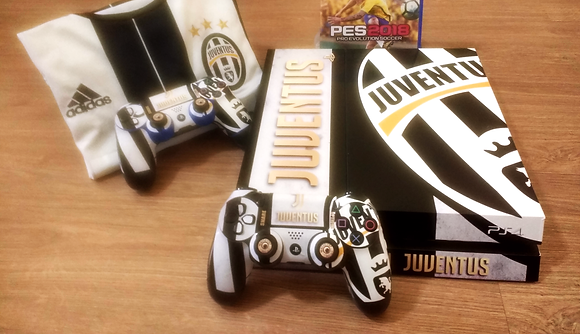SKIN PS4 SLIM JUVE