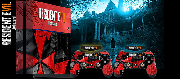 PS4 RE7