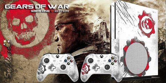 GEARS OF WAR - WAR EDITION XBOX ONE S