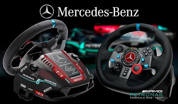 SKIN MERCEDES F1 2021 G25/G27/G29/G920/G923