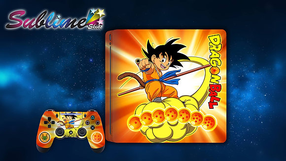 SKIN PS4 DRAGONBALL