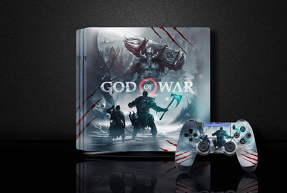 SKIN GOD OF WAR 4EVER