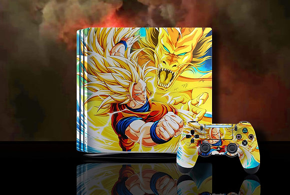 Skin DRAGON BALL GOKU DRAGON