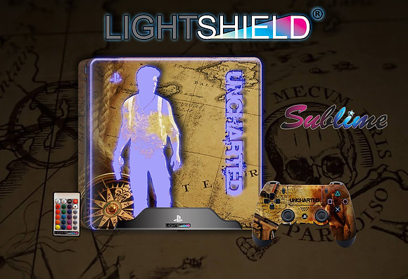 LIGHTSHIELD PS4 UNCHARTED
