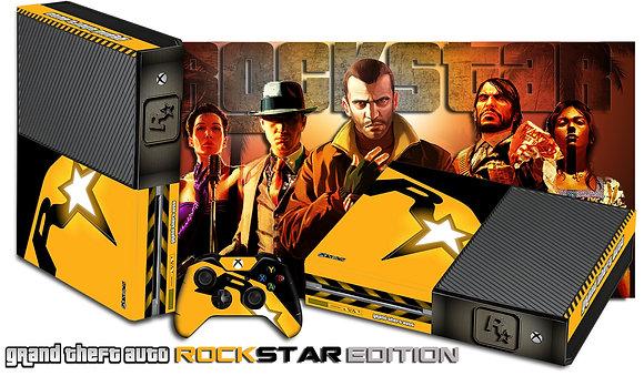 ROCKSTAR XBOX ONE