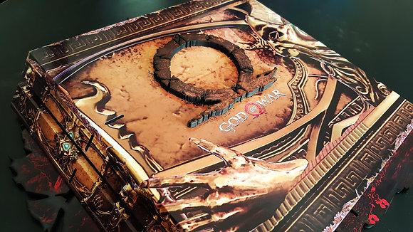 SKIN PS4 PANDORA BOX 3D