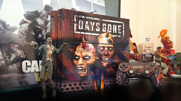SKIN PS4 DAYS GONE