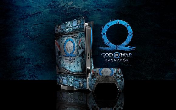 Skin PS5 God of War Ragnarok