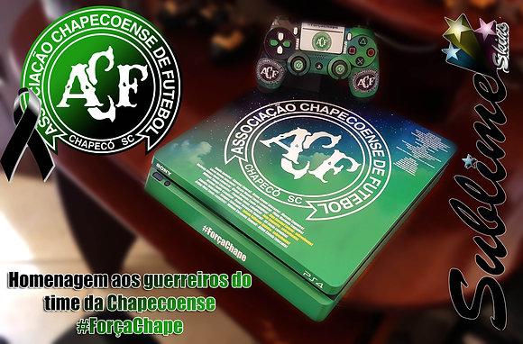 PS4 FORÇA CHAPE
